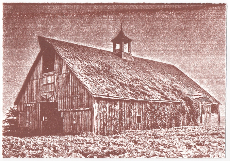 The Old Barn and Farm's Still Standin'