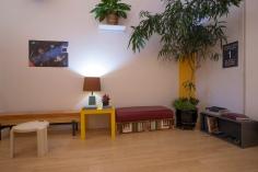 Cosmic Waiting Room